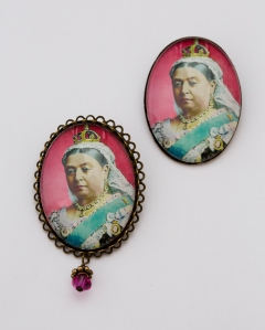 Queen Victoria Brooches